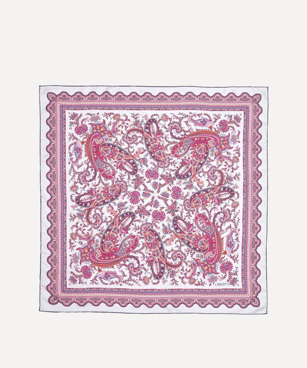 Liberty - Florence 90 x 90cm Silk Twill Scarf