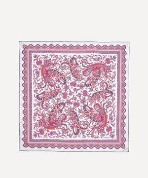 Florence 90 x 90cm Silk Twill Scarf