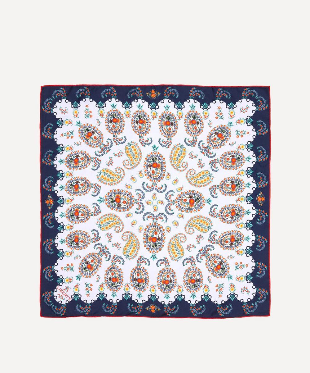 Liberty - Persia 70 x 70cm Silk Twill Scarf