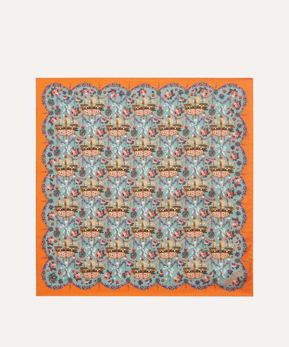 Liberty - Chandelier 45 x 45cm Silk Twill Scarf