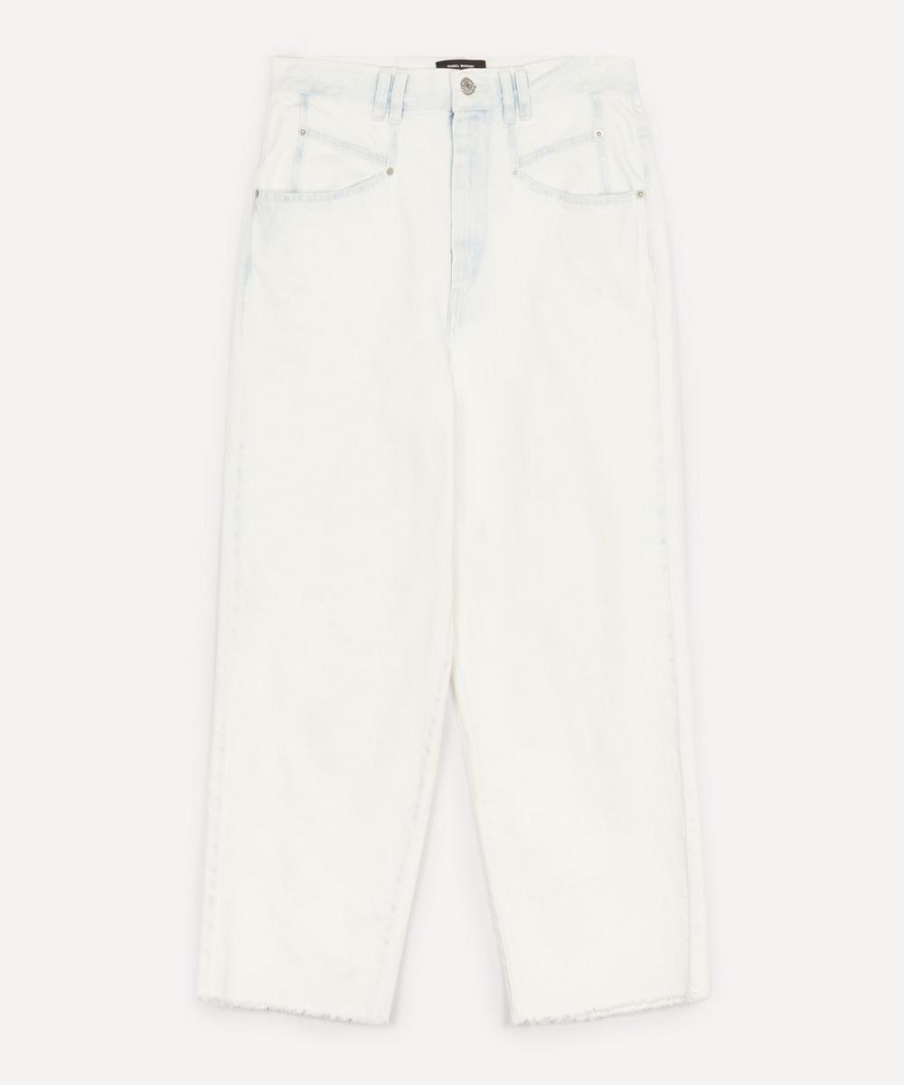 Isabel Marant - Naliska Straight-Leg Jeans