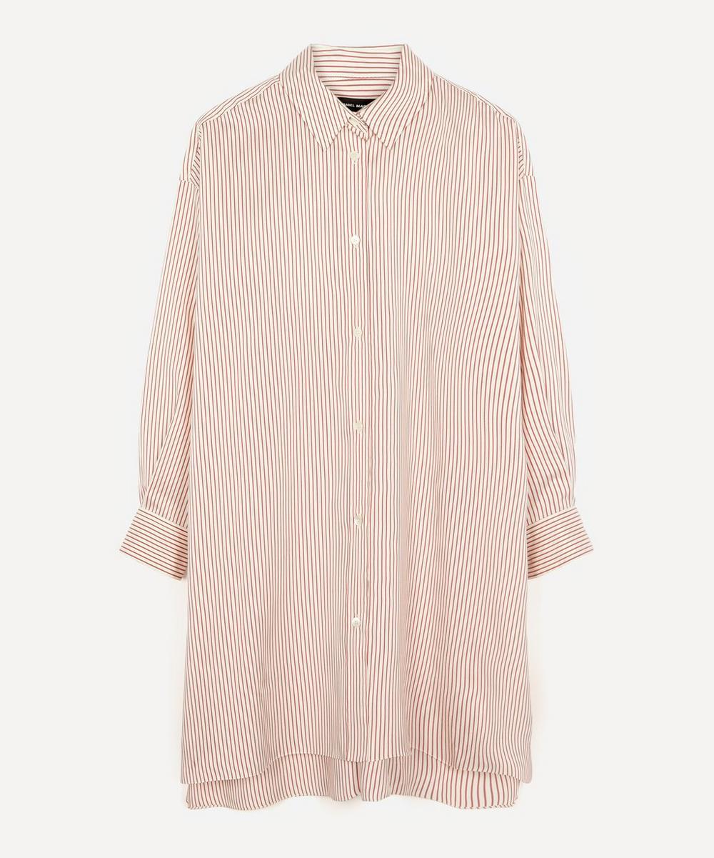 Isabel Marant - Macali Striped Silk Shirt