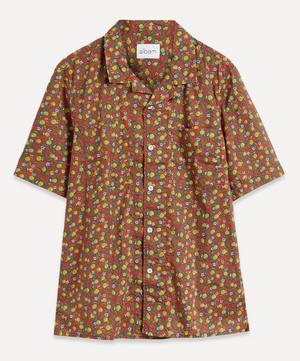 Liberty Print Short-Sleeve Shirt