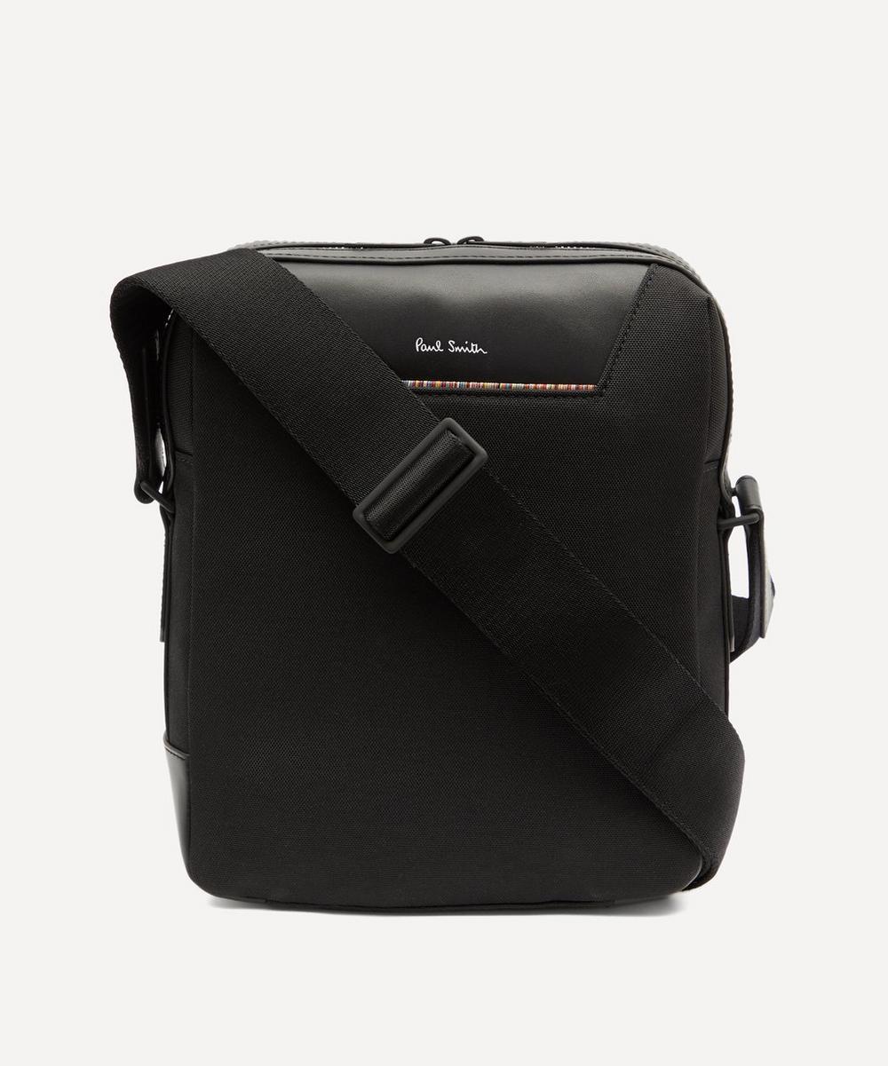 Paul Smith - Canvas Travel Flight Bag