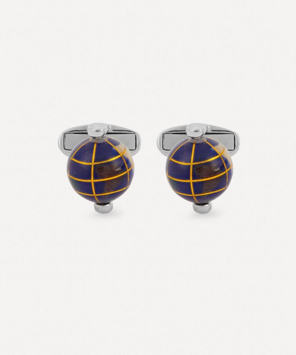 Paul Smith - Spinning Globe Cufflinks