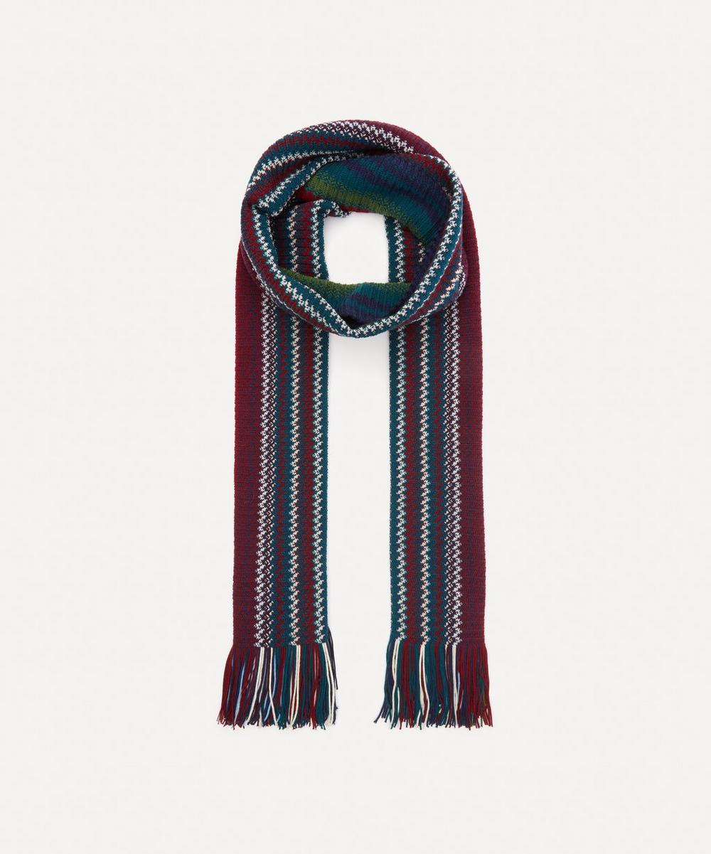 Missoni - Fringed Crochet-Knit Wool-Blend Scarf