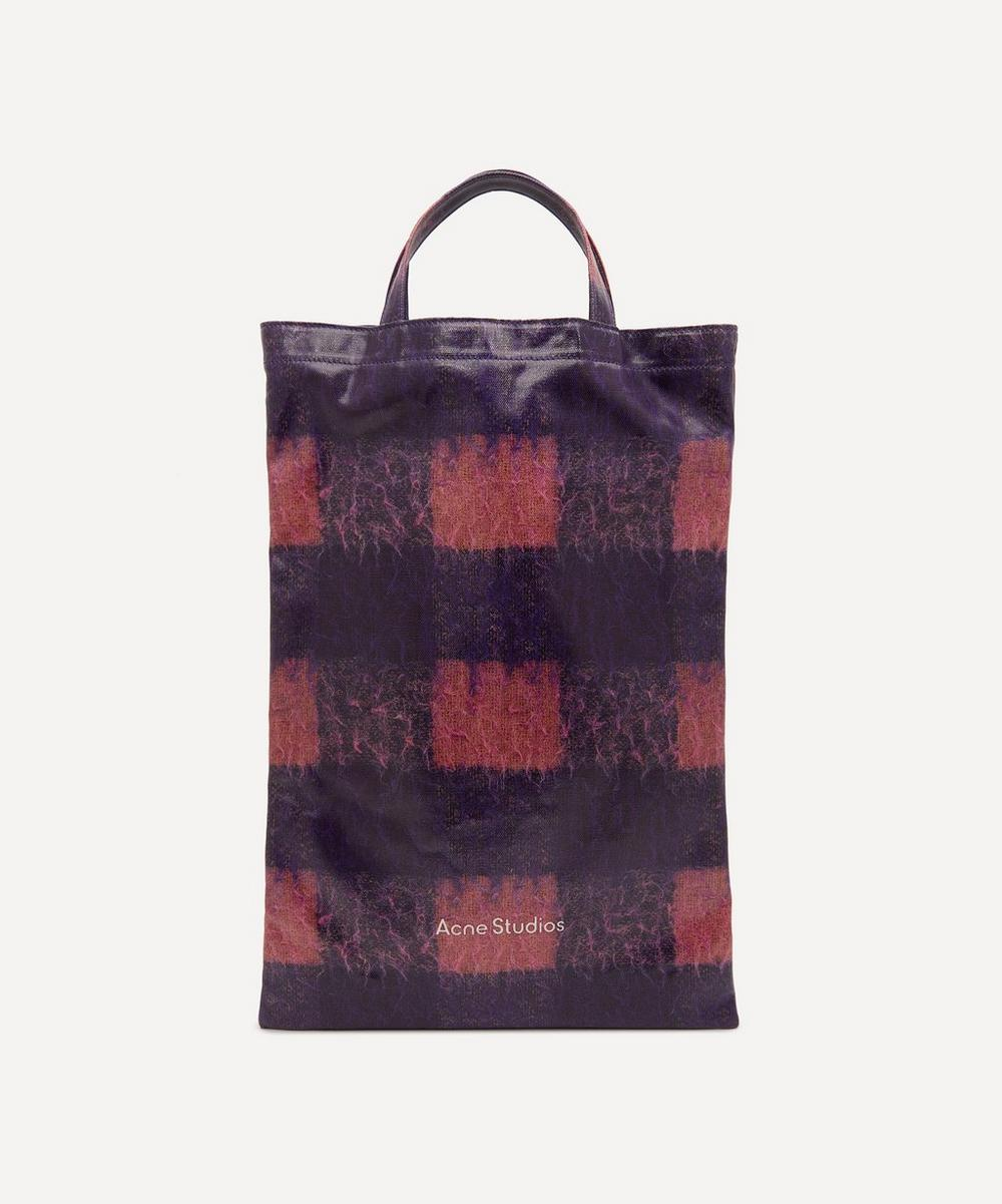 Acne Studios - Printed Cotton Tote Bag