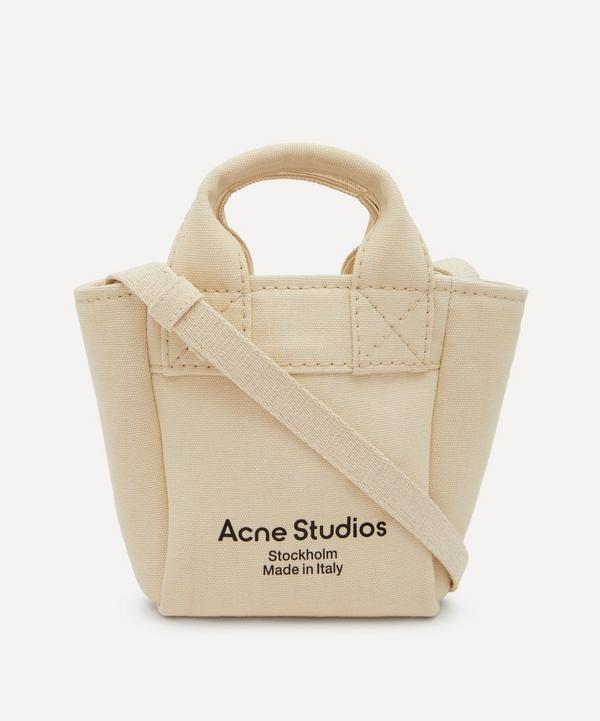 Acne Studios - Mini Canvas Tote Bag