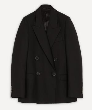 Double-Breasted Suit Jacket