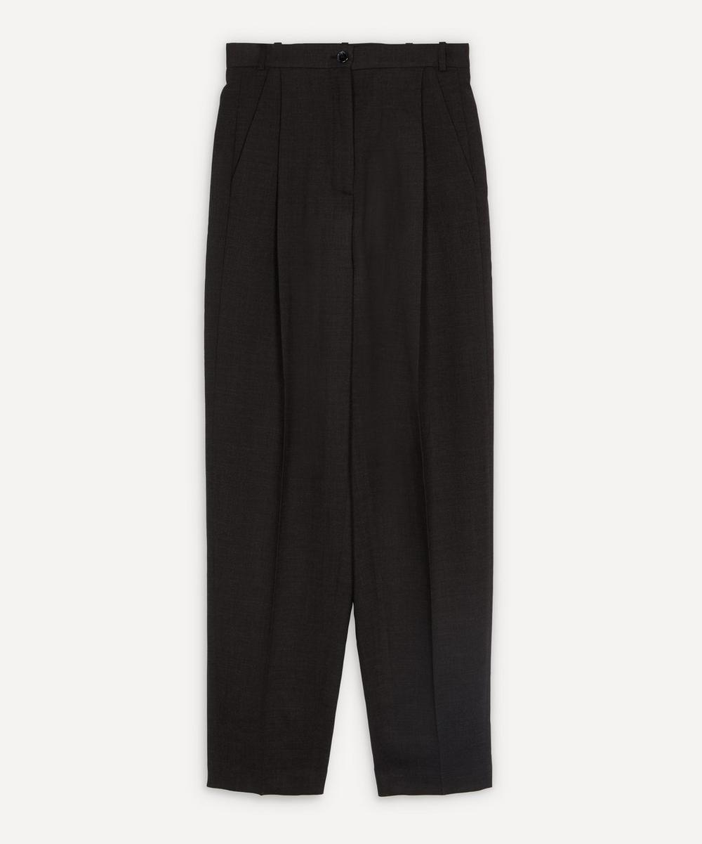 Acne Studios - Tapered Wool-Blend Trousers