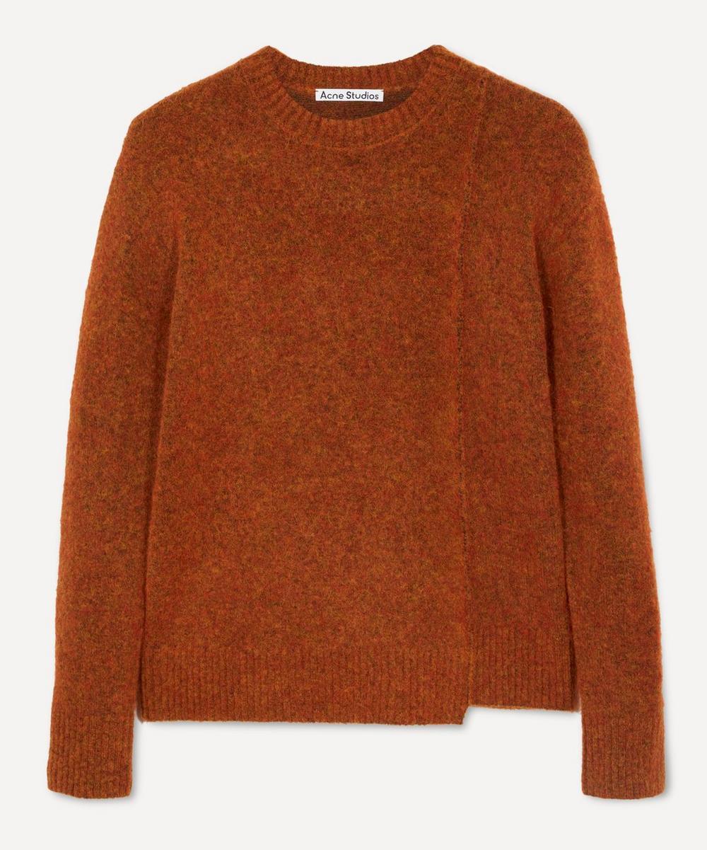 Acne Studios - Kerna Fluffy Knit Sweater