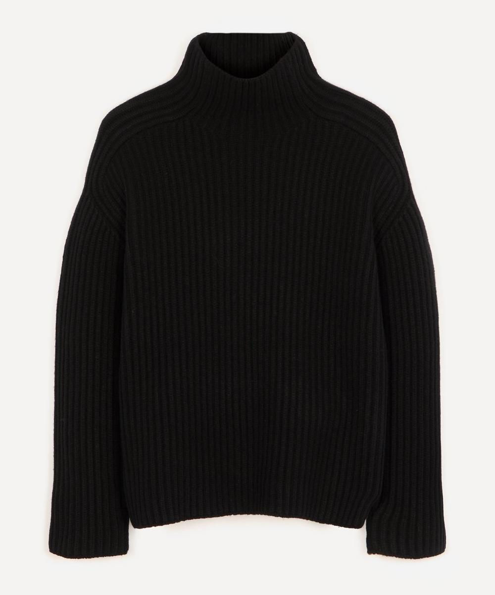 Acne Studios - High-Neck Ribbed Wool Jumper