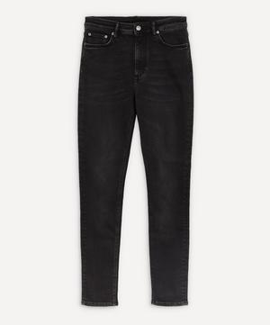 Peg High-Rise Skinny Jeans