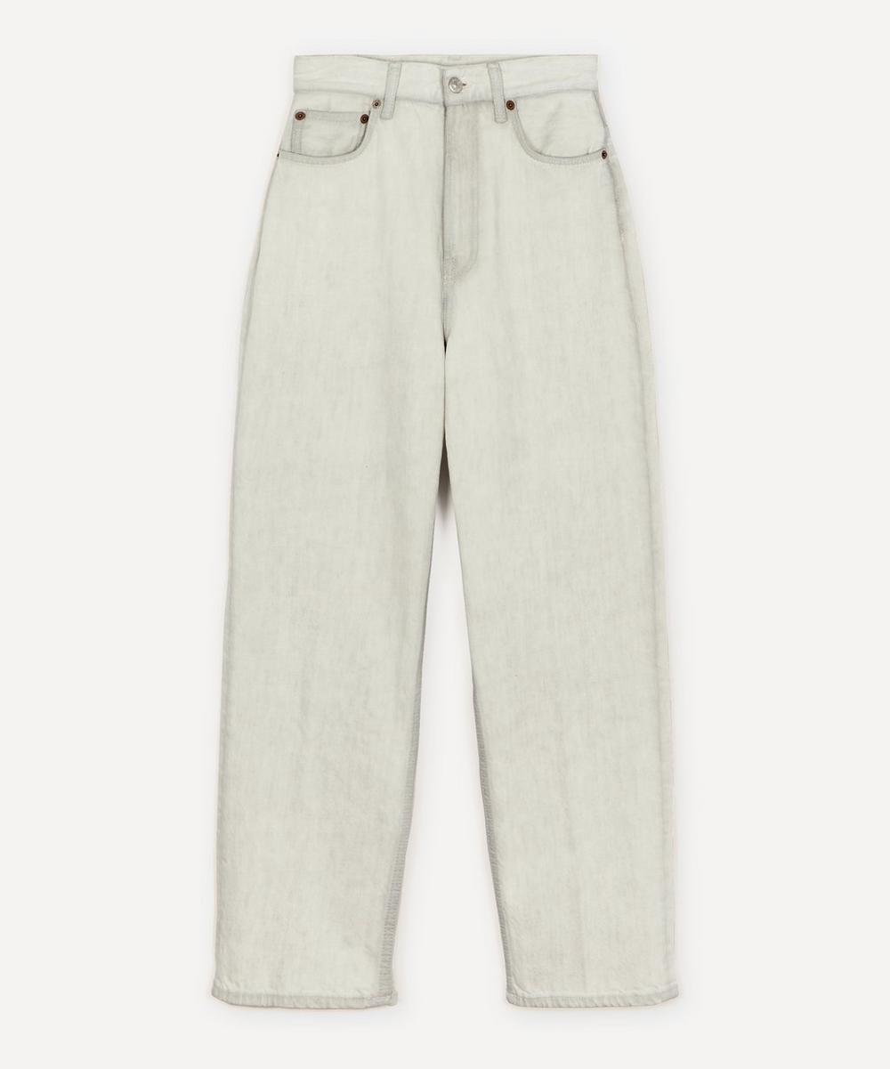Acne Studios - 1993 High-Rise Straight-Leg Jeans