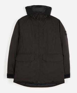 Hooded Down-filled Gore-Tex Coat