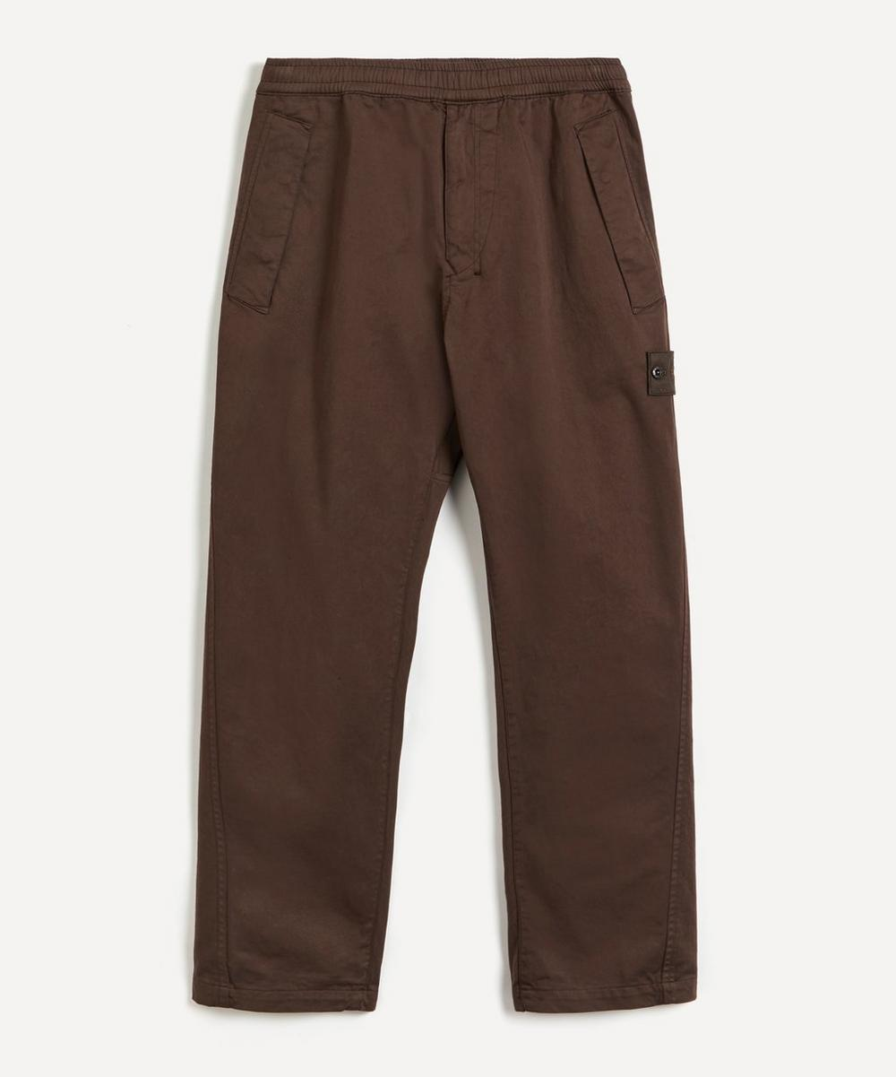Stone Island - Ghost Drawstring Trousers