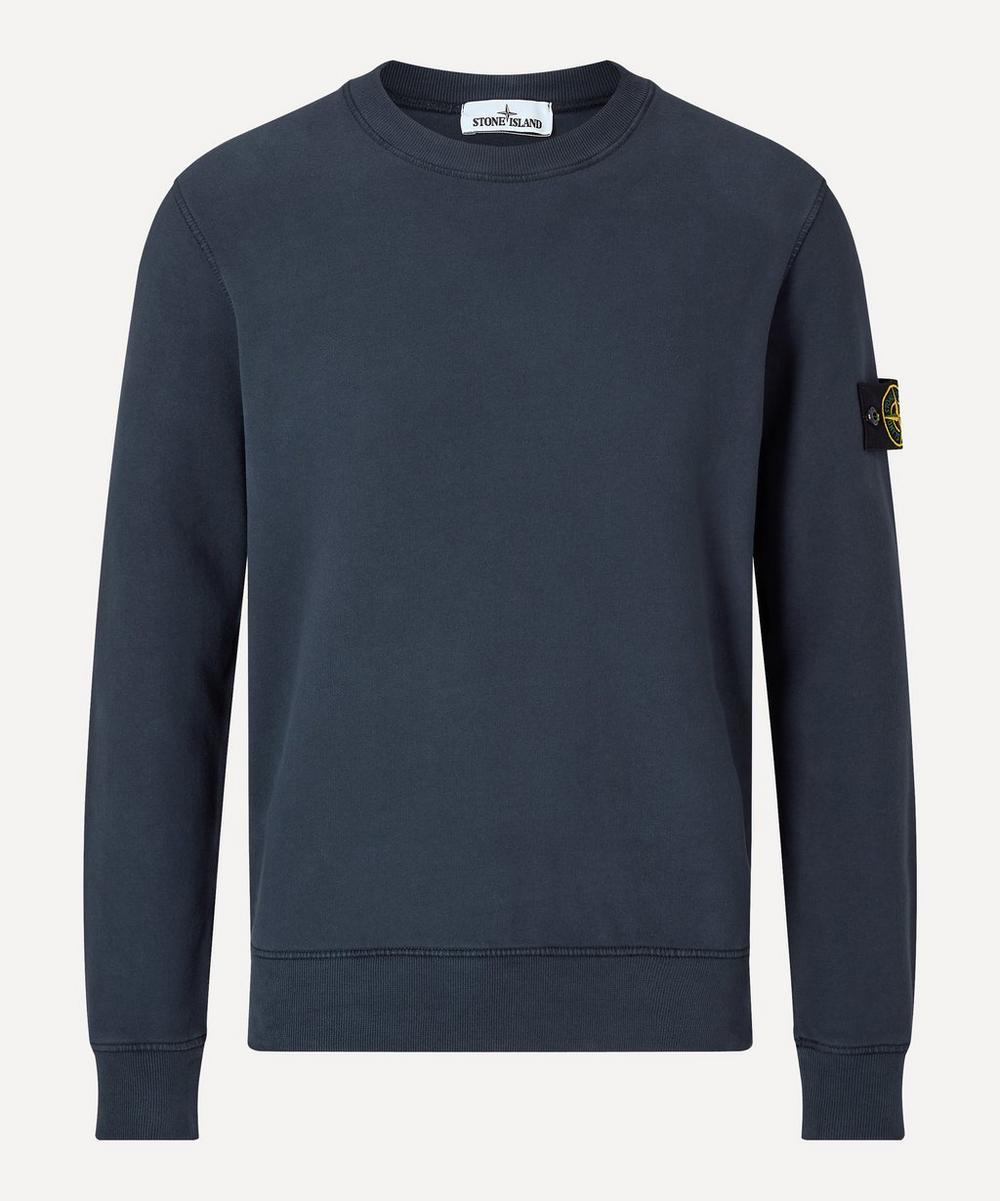 Stone Island - Brushed Cotton Sweatshirt