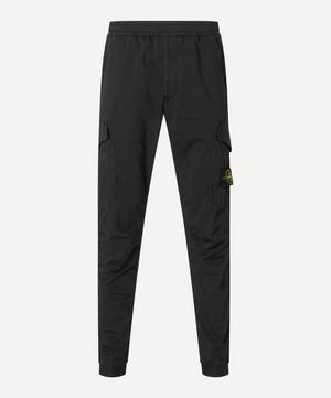 Elasticated Cargo Trousers