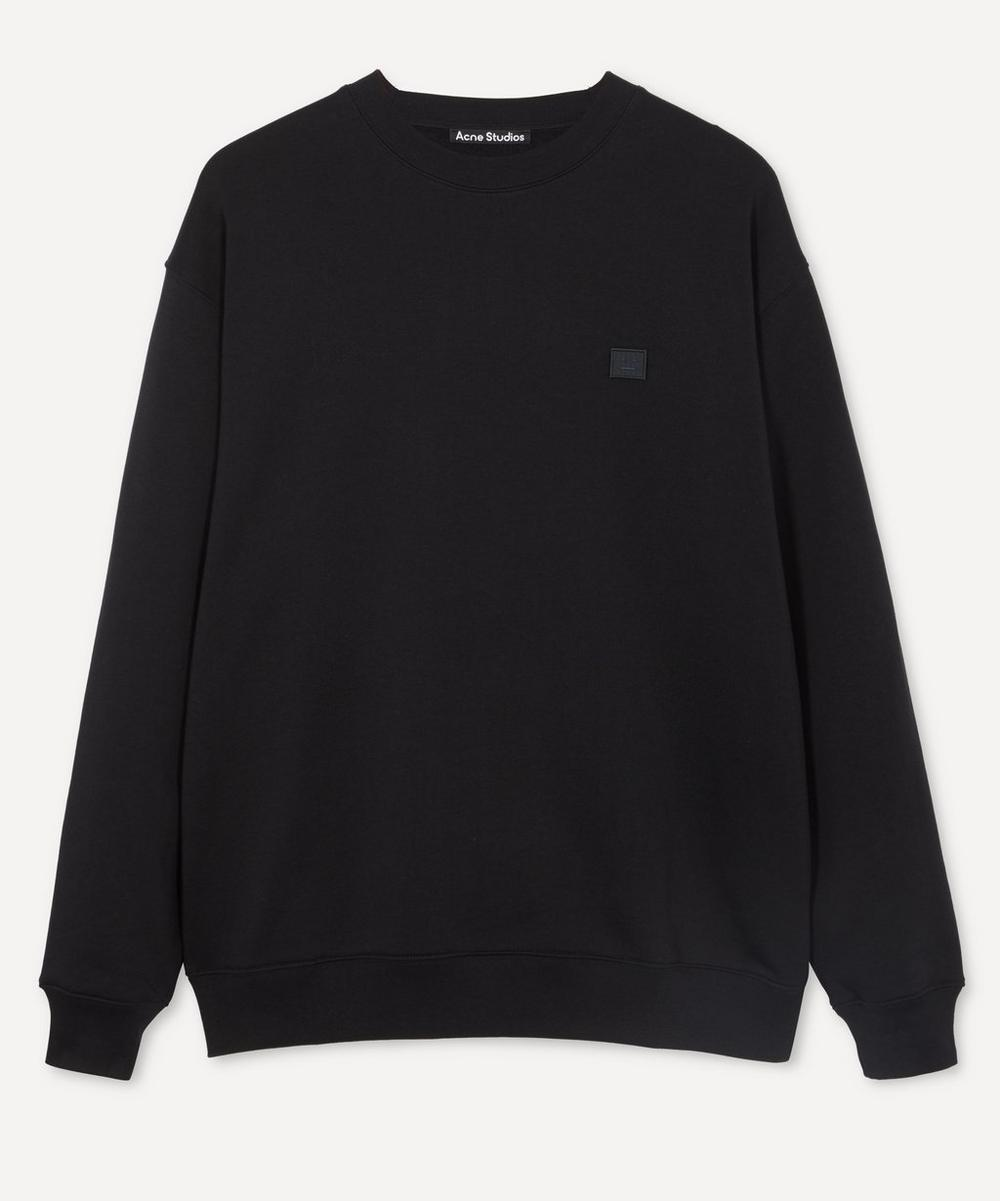 Acne Studios - Face Logo Oversized Sweatshirt