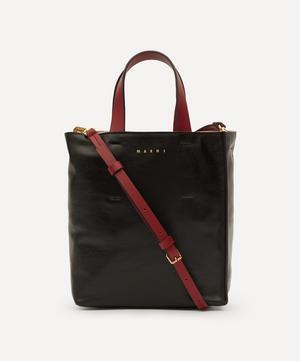 Museo Mini Leather Tote Bag