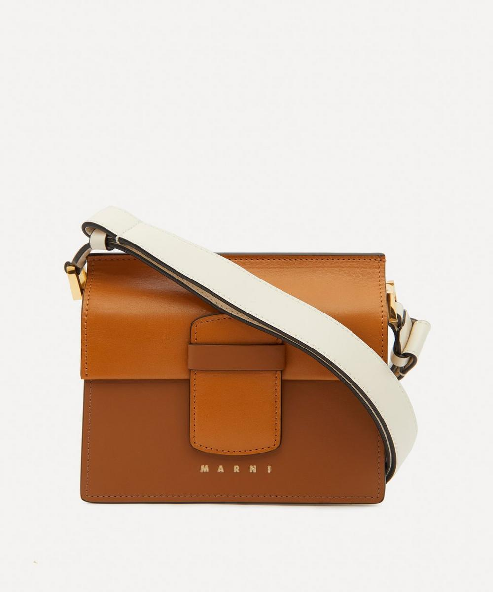 Marni - Severine Mini Leather Shoulder Bag