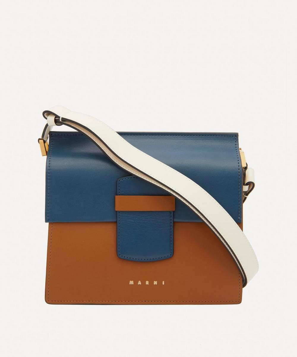 Marni - Severine Leather Shoulder Bag