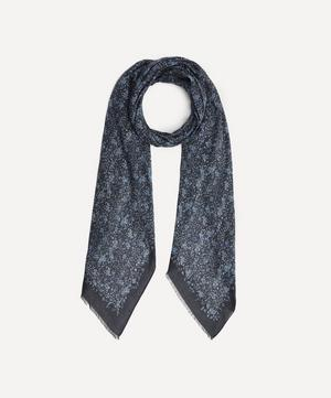 Wild Aster Modal-Blend Scarf