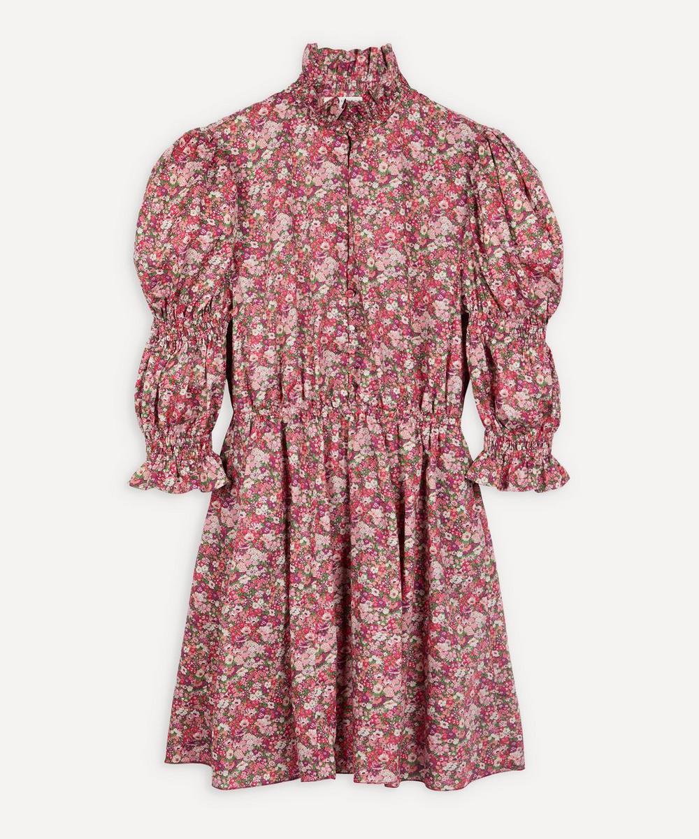 Philosophy di Lorenzo Serafini - Wildflowers Muslin Mini-Dress