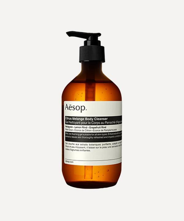 Aesop - Citrus Melange Body Cleanser 500ml
