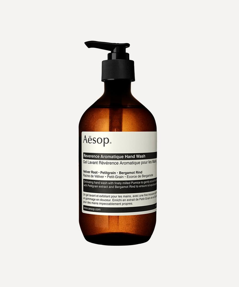 Aesop - Reverence Aromatique Hand Wash Screw Cap 500ml