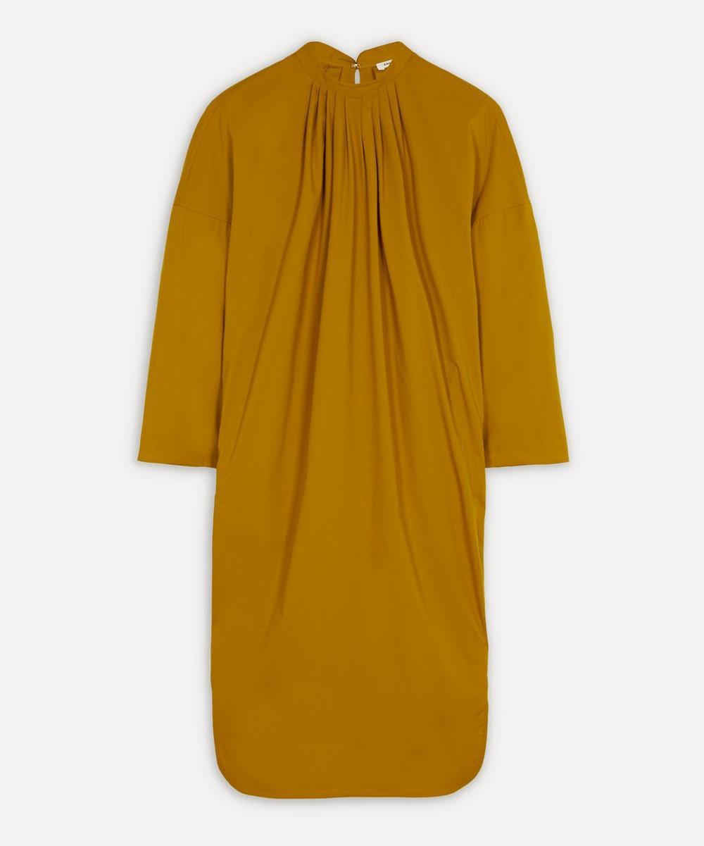 Enföld - Gathered Neck Cotton Dress