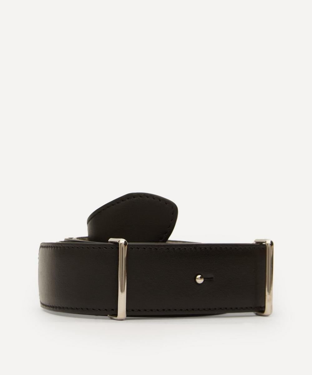 Maison Margiela - Reversible Leather Belt