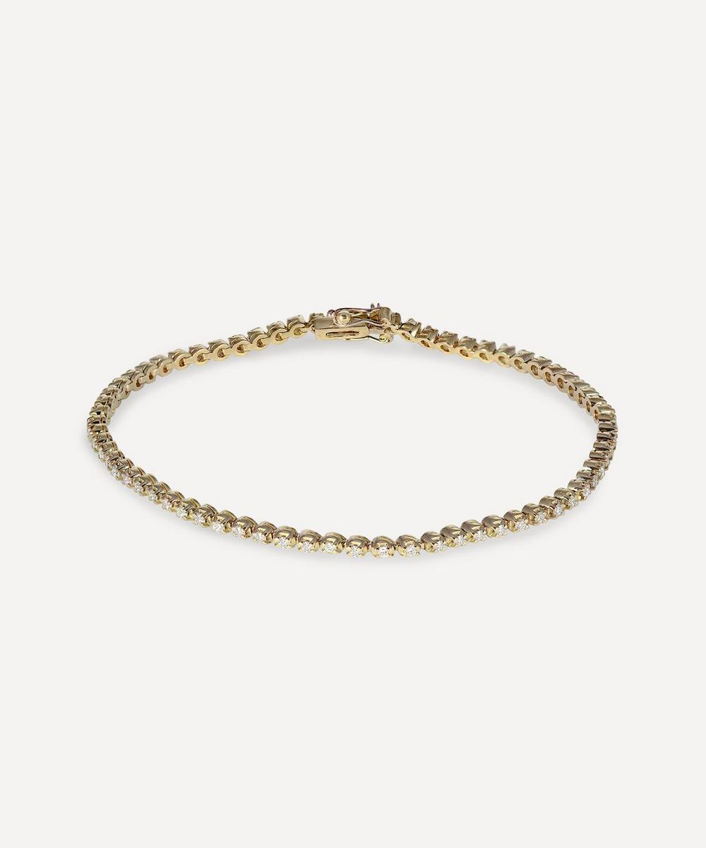 Kojis - Gold Diamond Bracelet