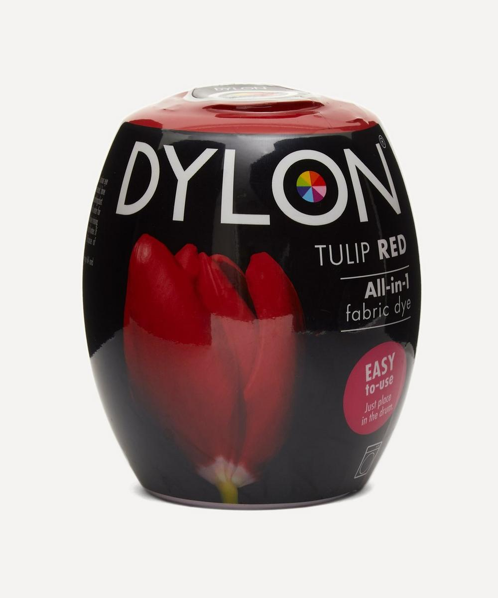 Dylon - Machine Fabric Dye 350g in Tulip Red