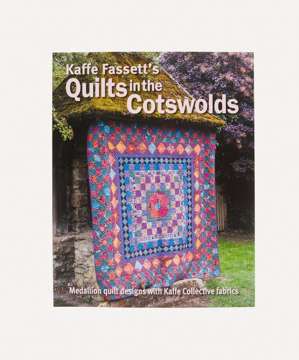 Bookspeed - Kaffe Fassett's Quilts in the Cotswolds