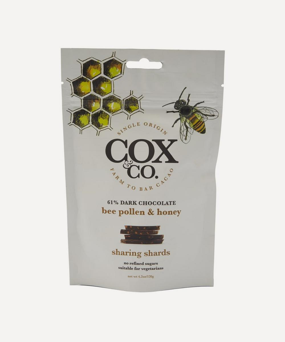 Cox&Co - Bee Pollen and Honey Chocolate Sharing Shards Bag 120g