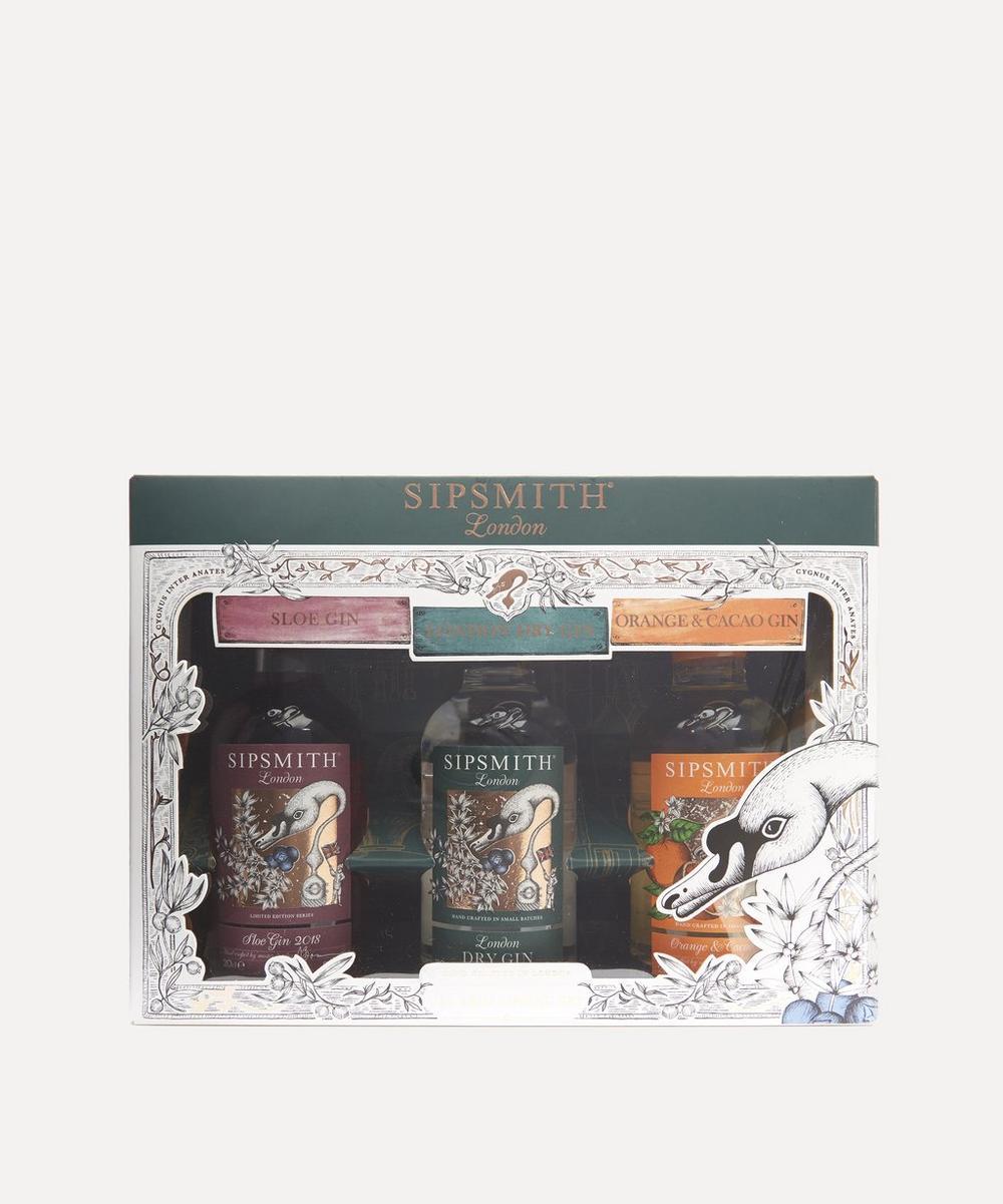 Sipsmith - Distillery Trio 20cl Gift Set