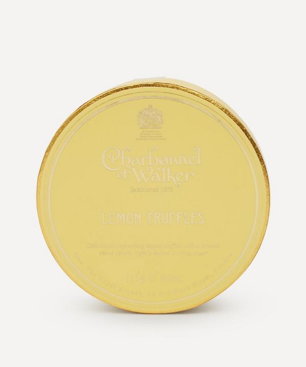 Charbonnel et Walker - Lemon Truffles 115g