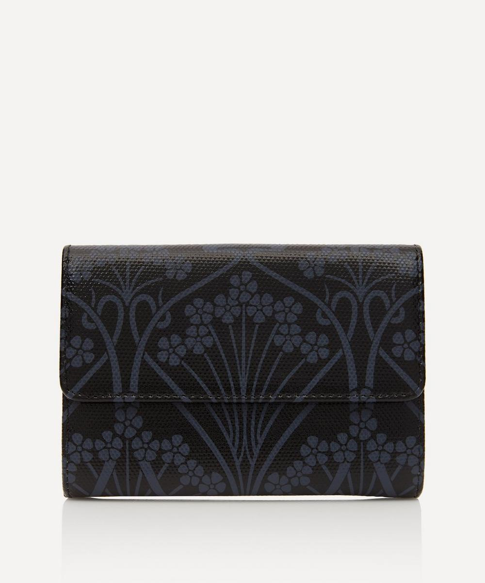 Liberty - Ianthe Coated Canvas Double Wallet