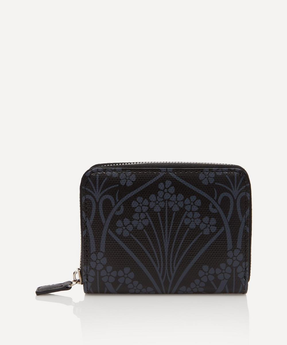 Liberty - Ianthe Coated Canvas Small Coin Purse