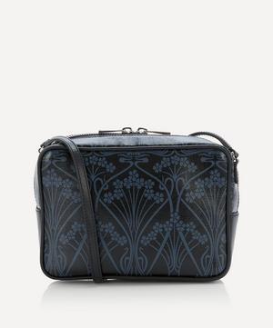 Ianthe Coated Canvas Maddox Cross-Body Bag