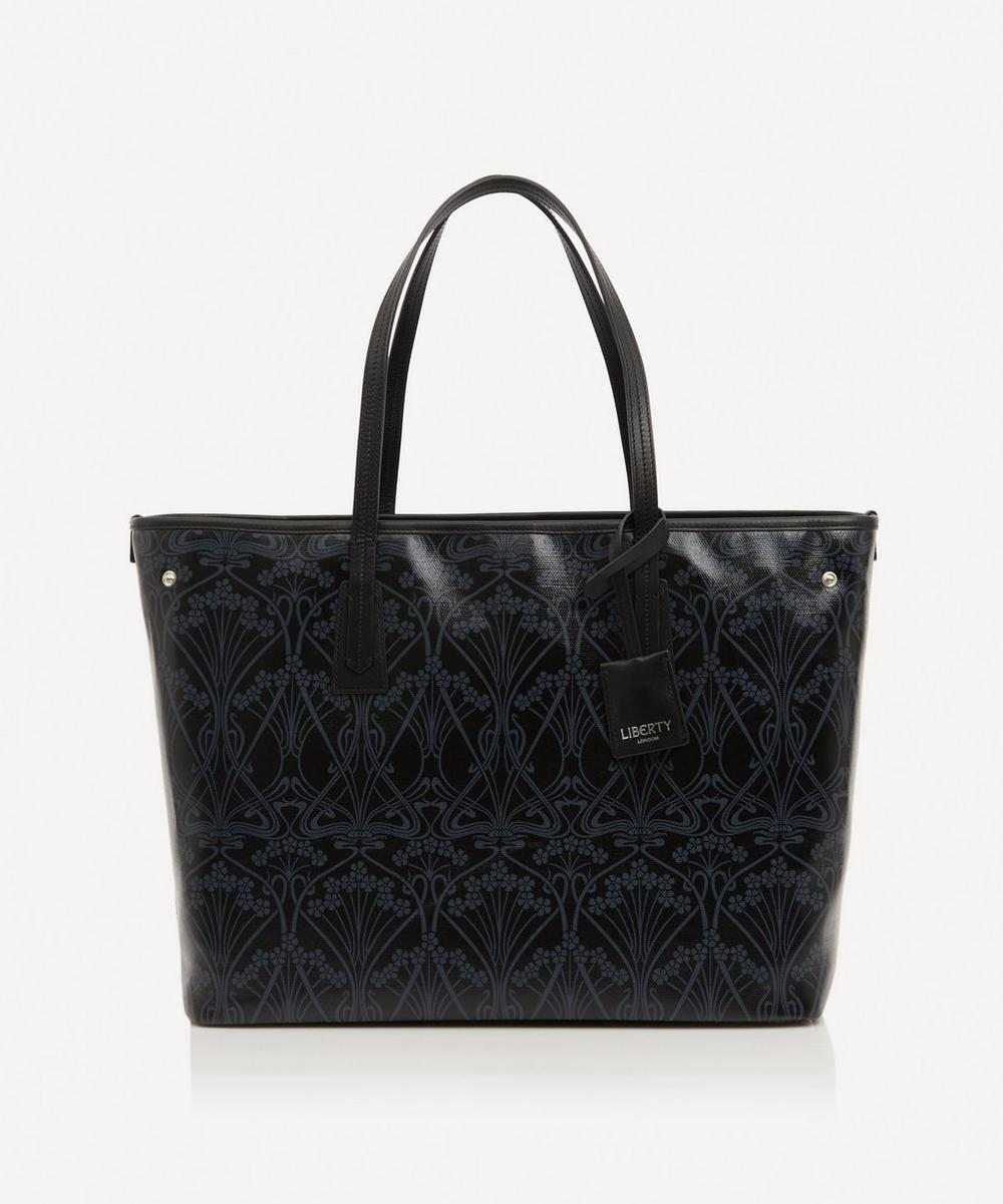 Liberty - Ianthe Coated Canvas Marlborough Tote Bag