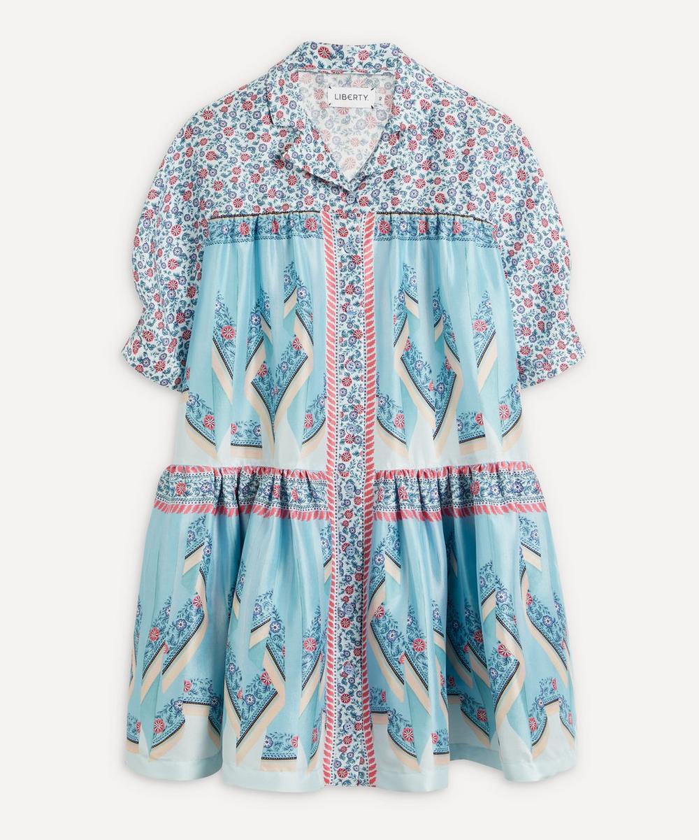 Liberty - Natalie Silk Tunic Dress