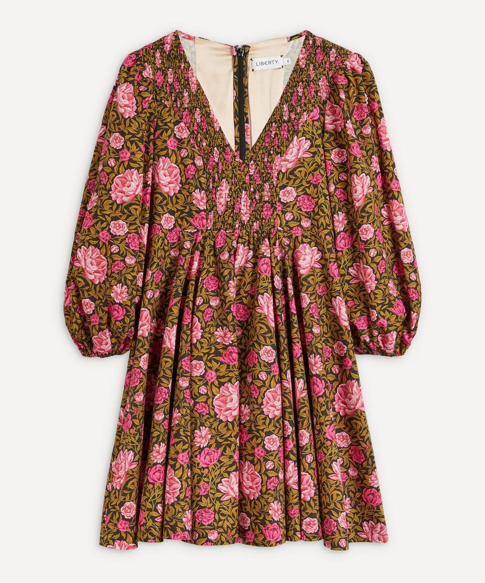 Liberty - Ophelia Poplin Lily Mini Dress