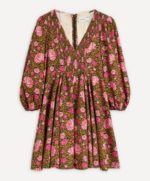 Ophelia Poplin Lily Mini Dress