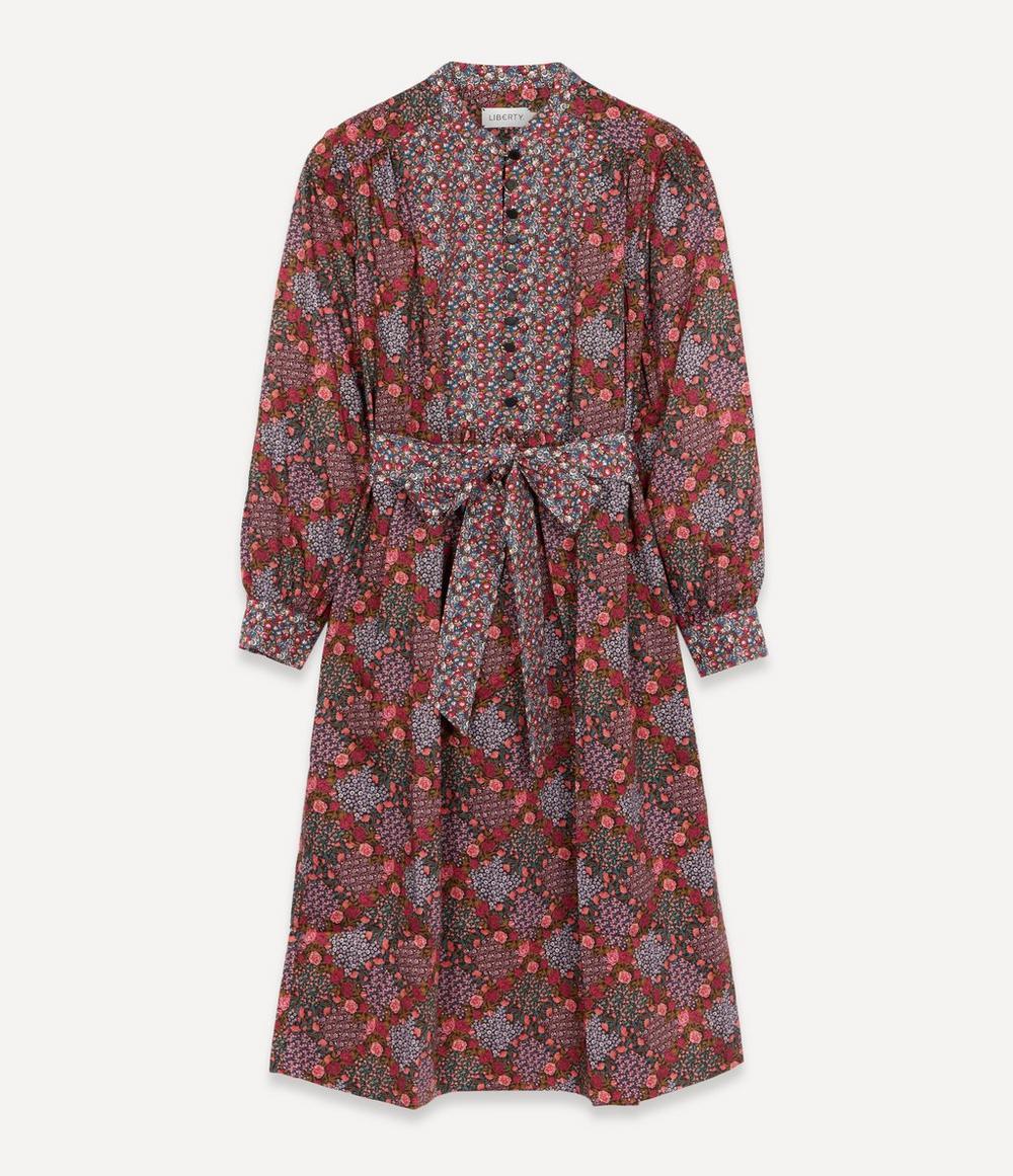 Liberty - Patti Tana Lawn™ Cotton Valentine Smock Dress