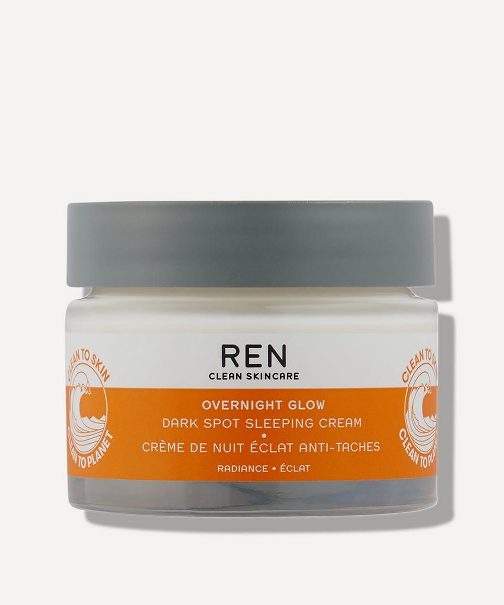 REN Clean Skincare - Overnight Glow Dark Spot Sleeping Cream 50ml