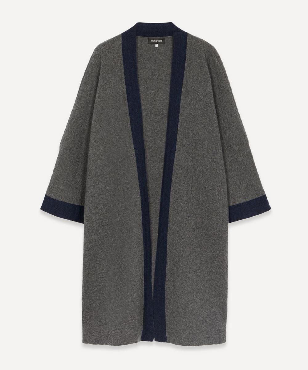 Eskandar - Open Cashmere Jacket