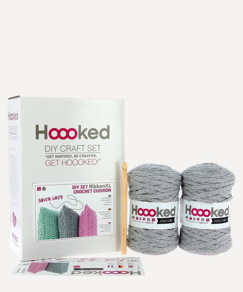 Hoooked - Crochet Cushion Kit