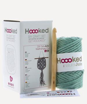 Elx Jute Crochet Wall Hanging